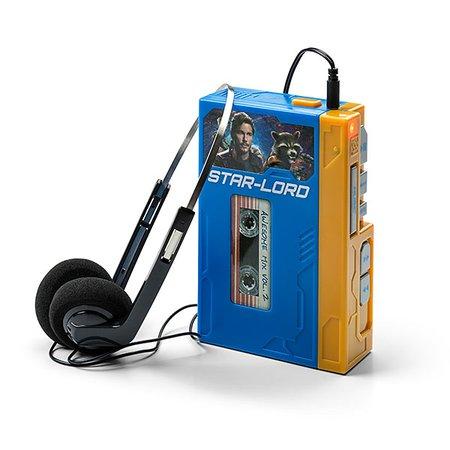 Star Lord's Walkman Toy