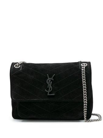 Shop Saint Laurent medium Niki shoulder bag with Express Delivery - FARFETCH