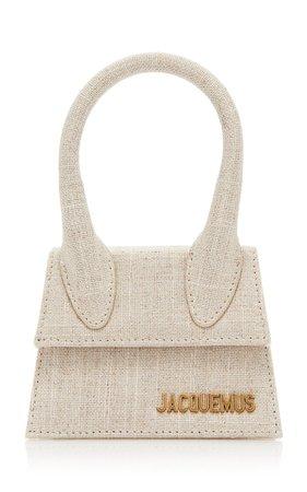 Le Chiquito Linen Top Handle Bag by Jacquemus | Moda Operandi