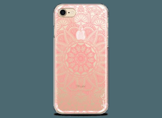 Coque iPhone 7/8 Pink Mandala | Master Case