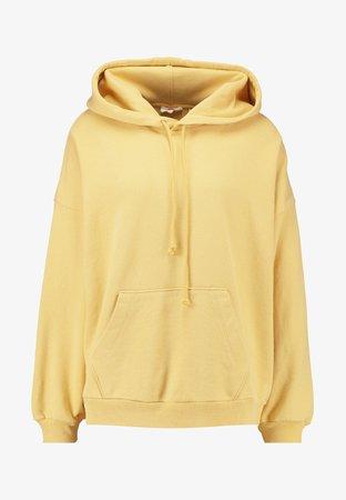 Levi's® Hoodie - ultra soft ochre garment dye - Zalando.co.uk
