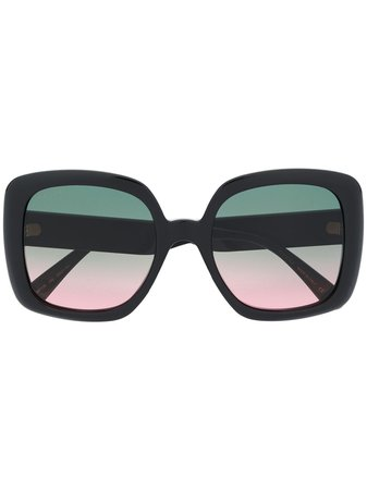 Gucci Eyewear Oversized square-frame Sunglasses - Farfetch