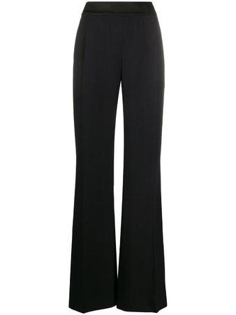 Alberta Ferretti high-waist Flared Trousers - Farfetch