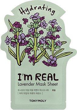 TONYMOLY I'm Real Lavender Sheet Mask | Ulta Beauty