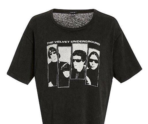 R-13 Velvet Underground Shirt