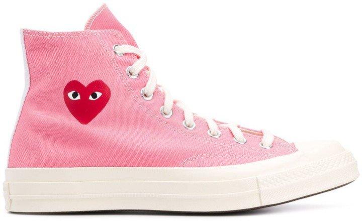 Comme Des Garçons Play X Converse x Converse Chuck 70 high-top sneakers
