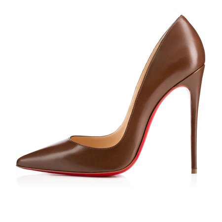 Louboutin Brown So Kate