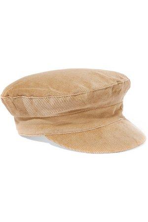 Lack of Color | Dunes cotton-corduroy cap | NET-A-PORTER.COM