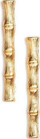 Karine Sultan Linear Drop Earrings | Nordstrom
