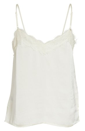 BP. Lace Trim Satin Camisole | Nordstrom