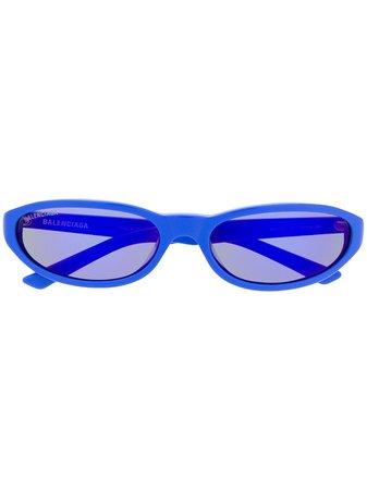 Balenciaga Neo Round Sunglasses