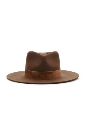 The Mirage Wool Felt Hat By Lack Of Color   Moda Operandi