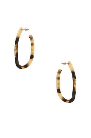 Sevi Hoop Earrings