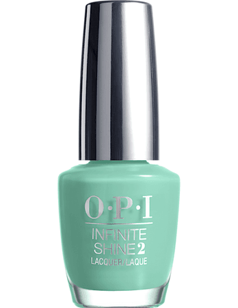 Mint-Green Nail Polish (OPI)