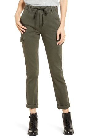 PAIGE Christy Cargo Pants | Nordstrom