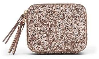 Glitter Travel Jewelry Case