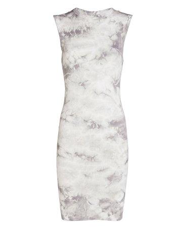 Enza Costa Tie-Dye Tank Dress | INTERMIX®