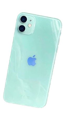 teal iPhone