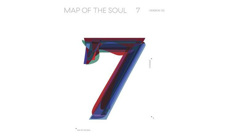 Buy BTS - Map of the Soul: 7 (Version 3) | CDs and vinyl | Argos