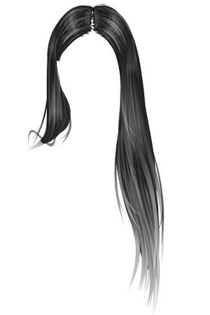 Black Wig Art