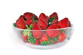bowl of strawberries - Google Search