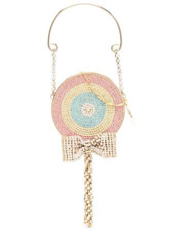 Rosantica crystal-embellished Mini Bag - Farfetch