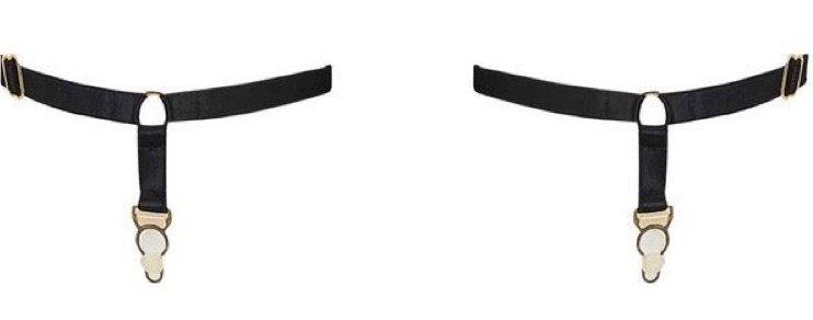 garter thigh harness