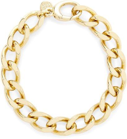Brook And York Gigi Curb Chain Bracelet
