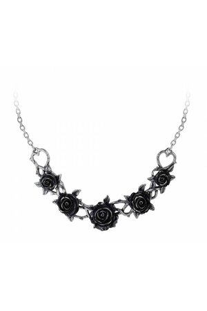Rose Briar Necklace by Alchemy Gothic | Gothic Jewellery