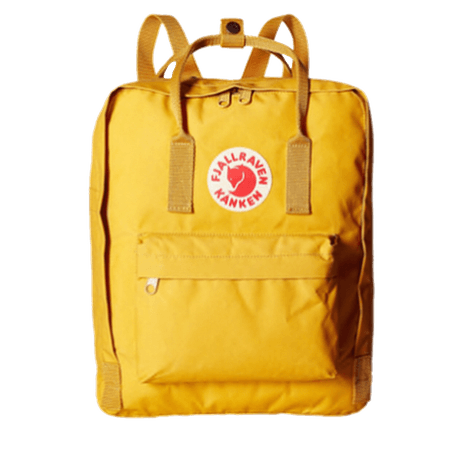 yellow kanken