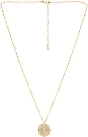 Morgan Gold Plating Necklace