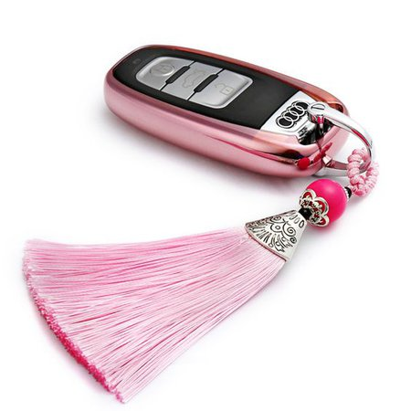 Pink Car Keys