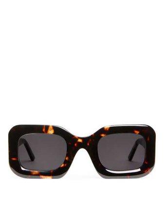 Ace & Tate Donna Sunglasses - Golden brown - Bags & accessories - ARKET DK