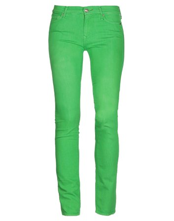 Htc Denim Pants - Women Htc Denim Pants online on YOOX United States - 36531304BV