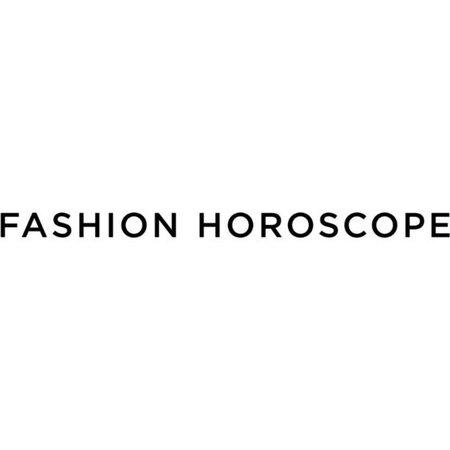 Fashion Horoscope text