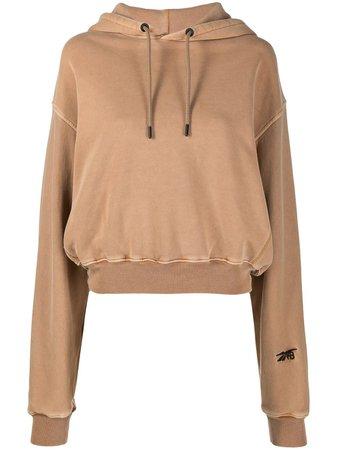 Reebok x Victoria Beckham Travel cotton hoodie