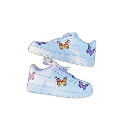 butterfly shoes