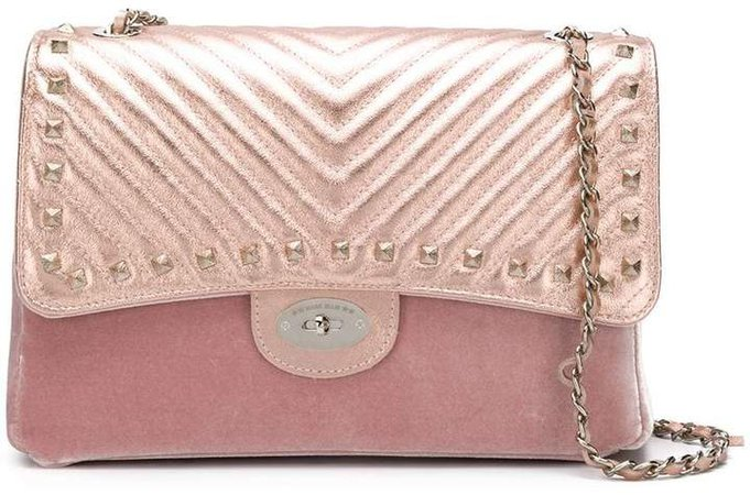 Marc Ellis Bryannal two-tone shoulder bag