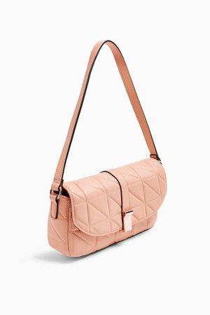 SAVANNAH Pink 90's Shoulder Bag | Topshop