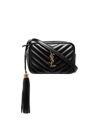 Saint Laurent Lou monogram-embellished Leather Belt Bag - Farfetch