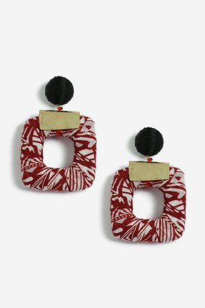 Red Earrings Jewelry | Bags & Accessories | Topshop