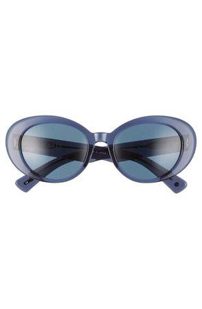 SALT. Courtney 54mm Polarized Cat Eye Sunglasses | Nordstrom