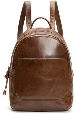 Medium Melissa Calfskin Leather Backpack