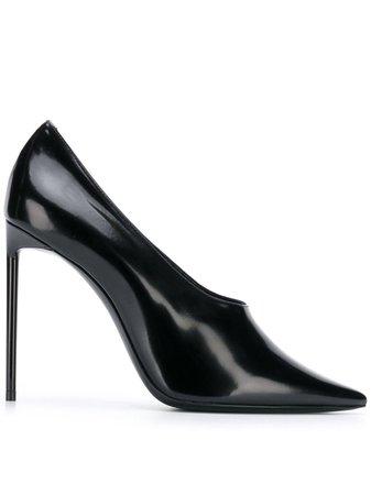 Saint Laurent pointed pumps black 5399910XF00 - Farfetch