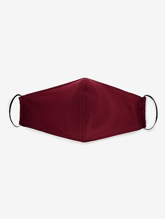 Double Layer Fine Jersey Mask | EILEEN FISHER
