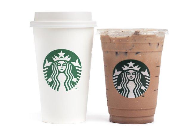 Reports: Starbucks sued over ice-to-coffee ratio - CBS News