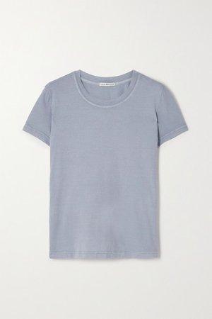 Vintage Boy Cotton-jersey T-shirt - Blue