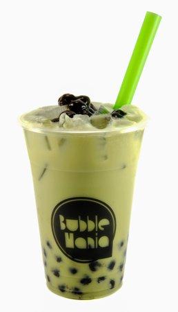 Boba Tea Matcha