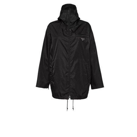 Nylon gabardine caban jacket   Prada - 291427_I18_F0002_S_182