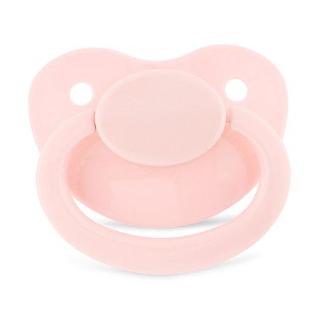 pink pastel paci